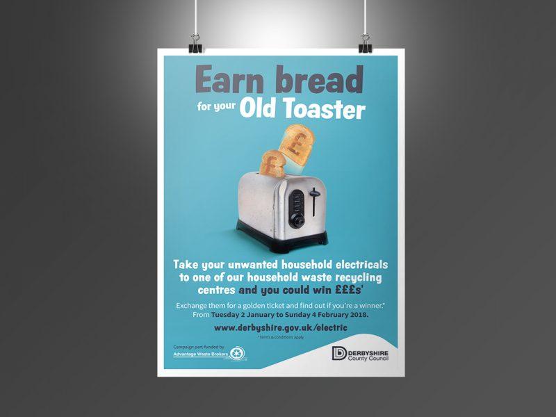 DCC Recycling poster  Posters DCC Recycling Posters v1 800x600