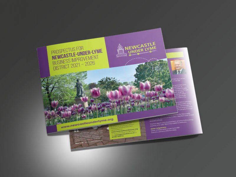 Brackmills BID Prospectus  Prospectus & Catalogues NUL BID Prospectus Cover 800x600