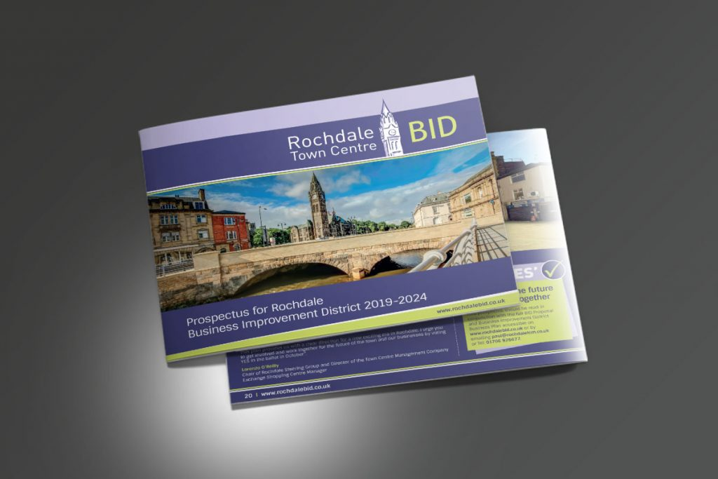 Rochdale BID proposal
